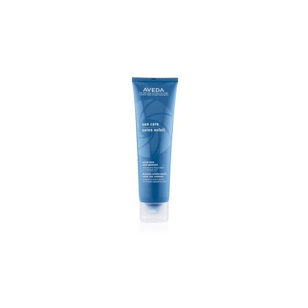 Sun care after-sun hair masque